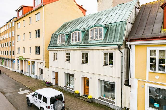 Bild: 9 rum villa på Fisktorget 7, Karlskrona kommun Karlskrona