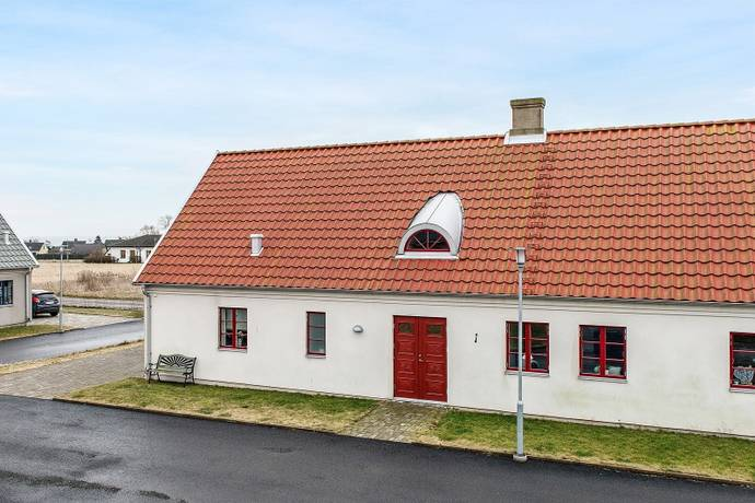 Bild: 4 rum radhus på Hagavägen 1, Simrishamns kommun Skillinge