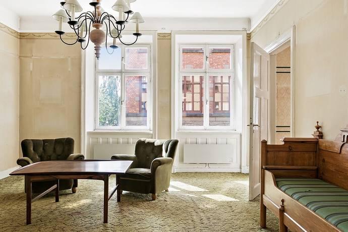 Bild: 5 rum bostadsrätt på Nytorgsgatan 19, 1 tr, Stockholms kommun Katarina