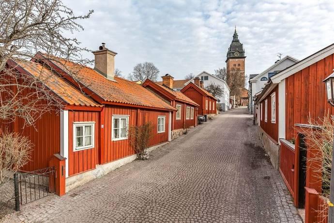 Bild: 4 rum villa på Gyllenhjelmsgatan 10, Strängnäs kommun Centrum