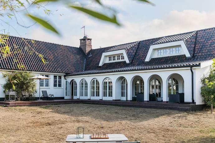 Bild: 6 rum villa på Öresundsvägen 8, Vellinge kommun Falsterbo