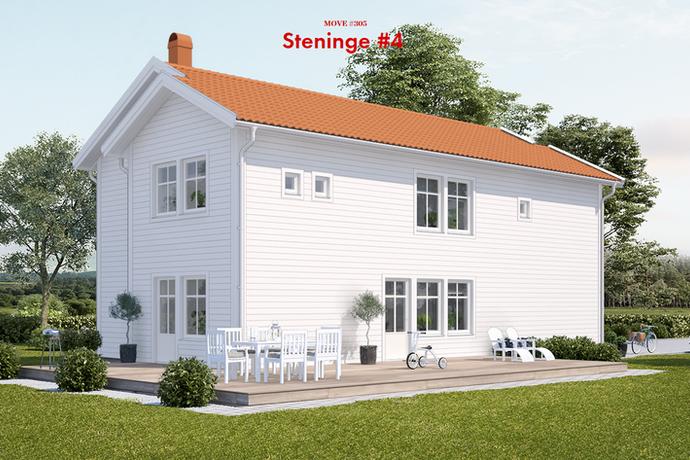 Bild: 7 rum villa på Steninge Slottsby Tun 6 - Steninge #4, Sigtuna kommun