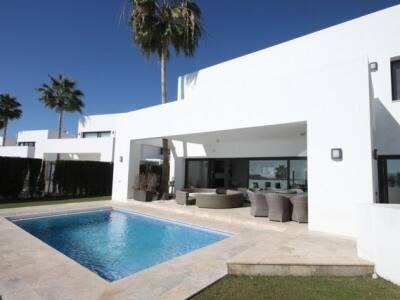 Bild: 4 rum villa på Villa, Marbella - Atalaya - Costa del Sol, ES, Spanien Atalaya