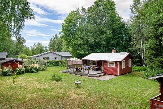 Bild: 3 rum fritidshus på Råbäcksvägen 56, Sandvikens kommun Jäderfors