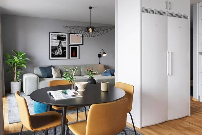 Bild: 3 rum bostadsrätt på Torpe gränd 20, Kungälvs kommun