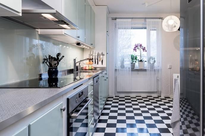 Bild: 3 rum bostadsrätt på Johannesbäcksgatan 88E, Uppsala kommun Sala Backe