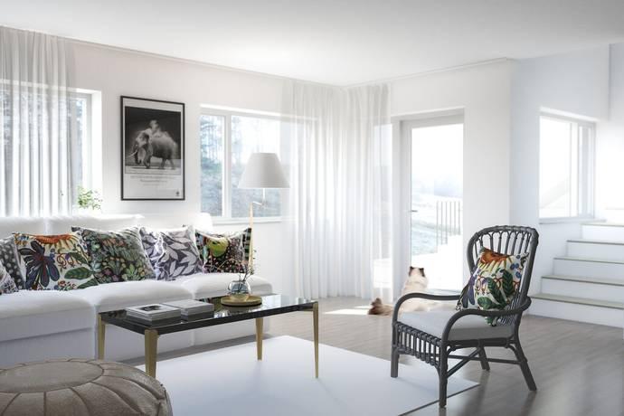 Bild: 6 rum villa på Flugebovägen, Jönköpings kommun