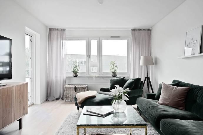 Bild: 2 rum bostadsrätt på Vänortsstråket 65B, Sollentuna kommun Stockholm