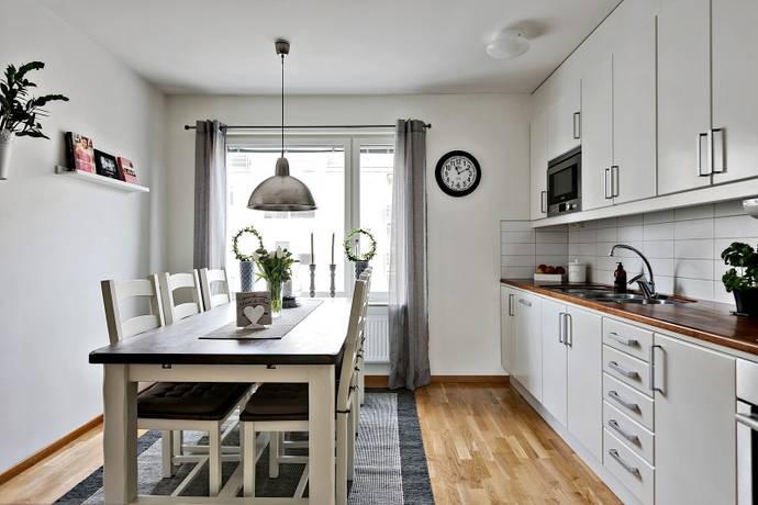 Bild: 3 rum bostadsrätt på Siktargatan 22, Uppsala kommun Kungsängen