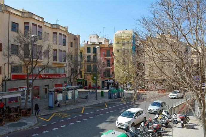Bild: 68 m² bostadsrätt på Nyrenoverad lägenhet mitt i Palma, Spanien Palma | Mallorca