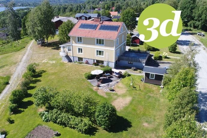 Bild: 9 rum villa på Högbovägen 9, Örnsköldsviks kommun