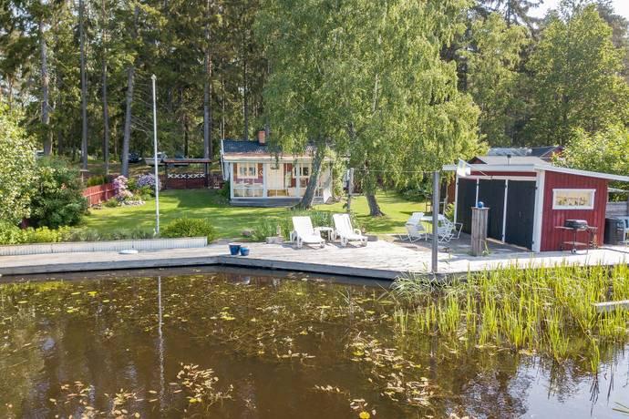 Bild: 2 rum fritidshus på Frösshammar 259, Arboga kommun Frösshammar