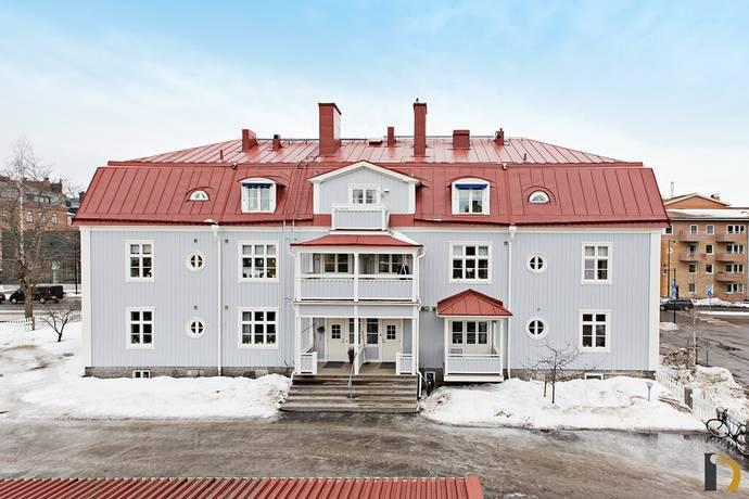 Bild: 1 rum bostadsrätt på Nygatan 38A, Umeå kommun Centrum