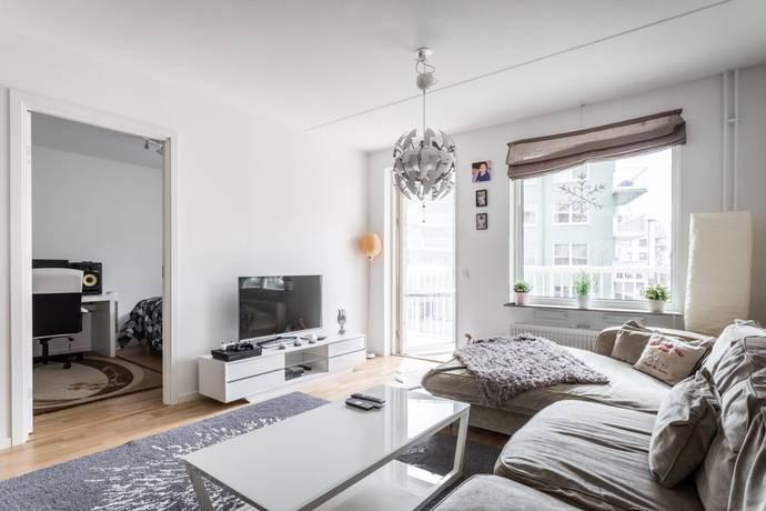 Bild: 2 rum bostadsrätt på Frihetsvägen 2B, Järfälla kommun Jakobsberg