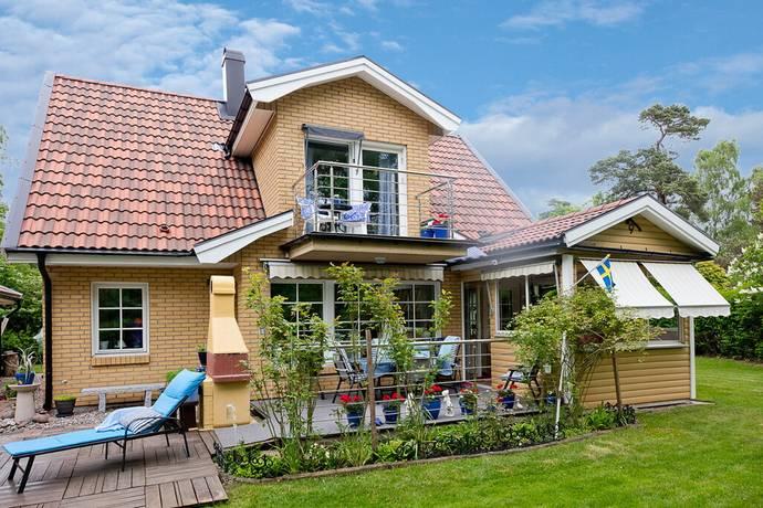 Bild: 4 rum villa på Södra Kasernvägen 5, Ystads kommun Ystad - Sandskogen