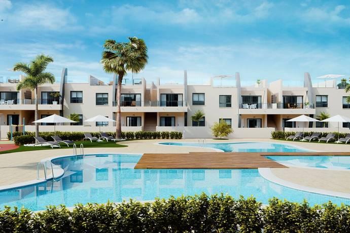 Bild: 3 rum bostadsrätt på Nya strandnära lägenheter i Mil Palmeras, Spanien Costa Blanca - Mil Palmeras