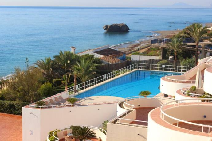 Bild: 4 rum bostadsrätt på Duplex i Estepona, Costa del Sol, Spanien Estepona