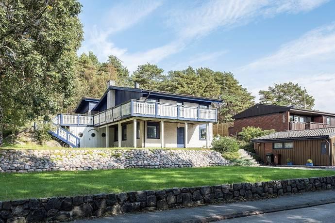 Bild: 8 rum villa på Hallstensgatan 25, Göteborgs kommun Önnered - Hallstenshagen