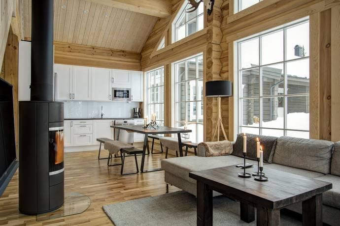 Bild: 4 rum bostadsrätt på Tallmyrslingan 9B, Malung-Sälens kommun Högfjället
