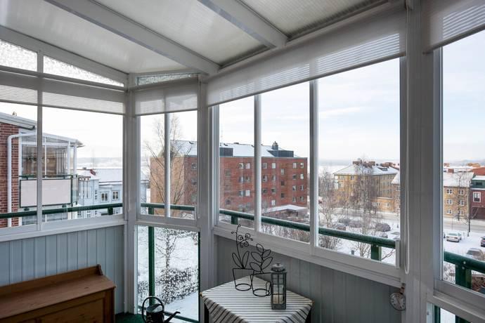 Bild: 3 rum bostadsrätt på Brunnsgränd 16 D, Östersunds kommun Östersund Centralt