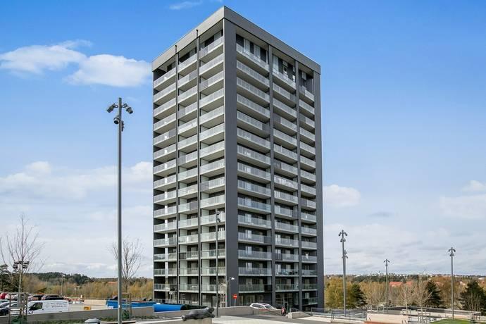 Bild: 1 rum bostadsrätt på Almbygatan 10, våning 8, Stockholms kommun Spånga - Rinkeby