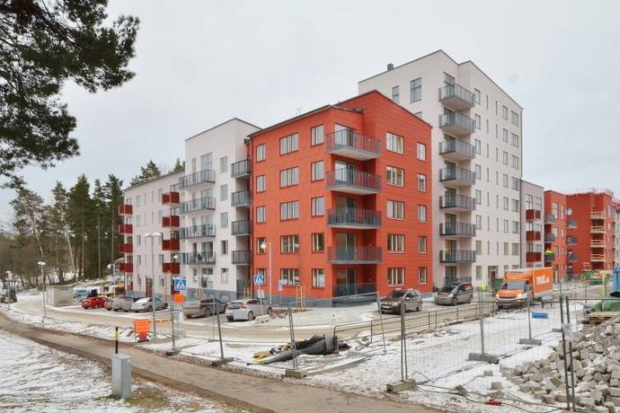 Bild: 2 rum bostadsrätt på Källtorpsvägen 21, Täby kommun Näsbypark