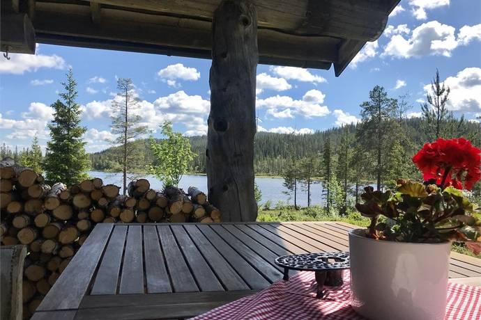Bild: 4 rum fritidshus på Nåjstjärnen 2, Mora kommun