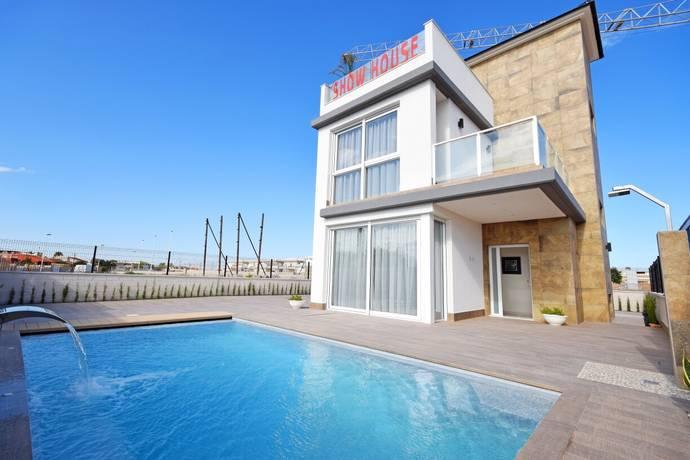 Bild: 5 rum villa på Rymligt & Centralt, Spanien Torrevieja | Costa Blanca
