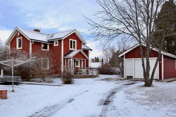Bild: 3 rum villa på Rabattgatan 13, Skellefteå kommun