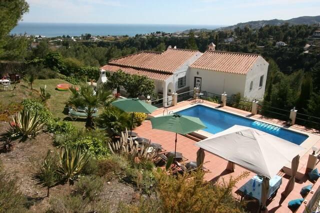 Bild: 6 rum villa på Nerja, Costa del Sol, Spanien Nerja