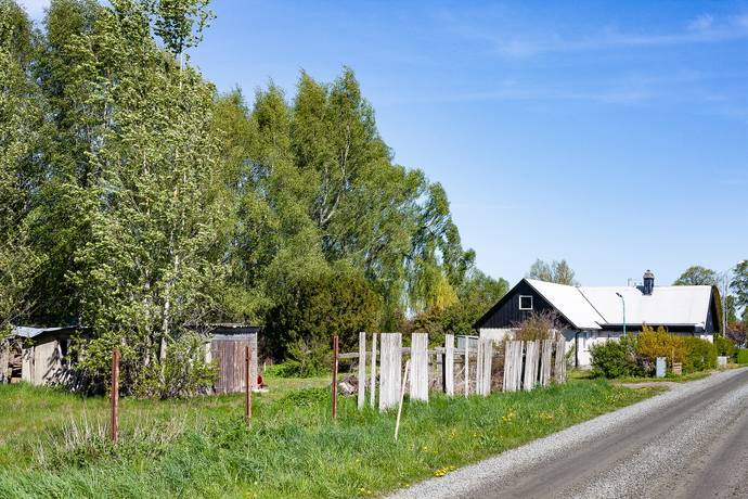 Bild: tomt på Åkersholmsvägen 104-0, Kristianstads kommun Öllsjö