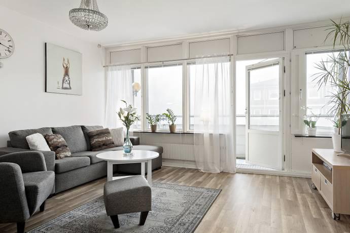Bild: 2,5 rum bostadsrätt på Kvadrantgatan 24, Göteborgs kommun Bergsjön
