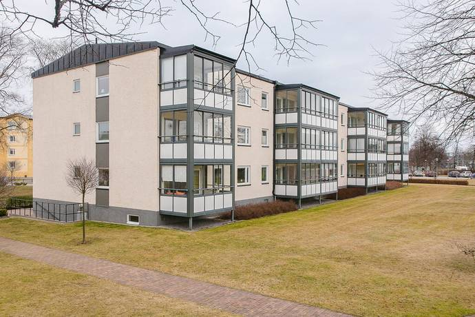 Bild: 2 rum bostadsrätt på Vändgatan 3C, Lidköpings kommun Gamla Staden