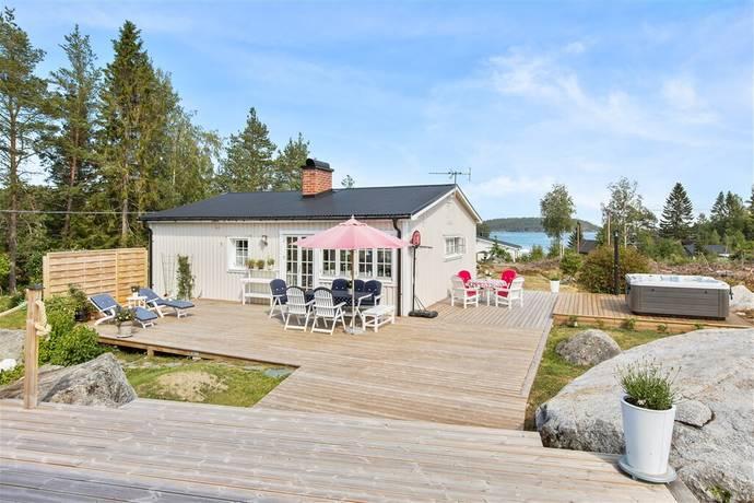 Bild: 3 rum villa på Killingskärsvägen 64, Sundsvalls kommun Juniskär
