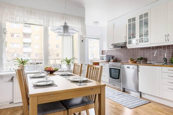 Bild: 2 rum bostadsrätt på Arvesgärde 26, Göteborgs kommun Tuve-Säve