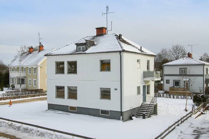 Bild: 167 m² villa på Stockholmsvägen 60, Hultsfreds kommun MÅLILLA