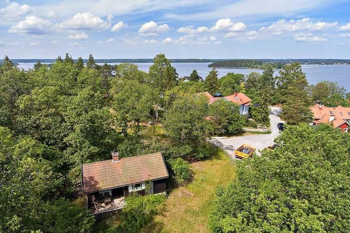 Bild: 44 m² tomt på Sångfågelvägen 5A, Nacka kommun Kummelnäs