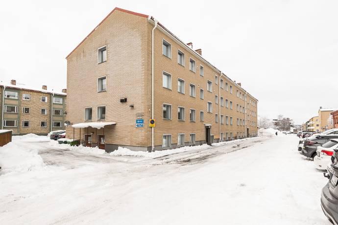 Bild: 3 rum bostadsrätt på Grönborgsgatan 3, Sundsvalls kommun Centralt