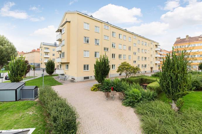 Bild: 1 rum bostadsrätt på Petter swartzgatan 15 B, Norrköpings kommun Söder