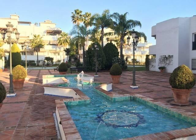 Bild: 5 rum bostadsrätt på Vackra duplex takvåning i ett privat område i  Nagueles, Spanien Marbella - The Golden Mile