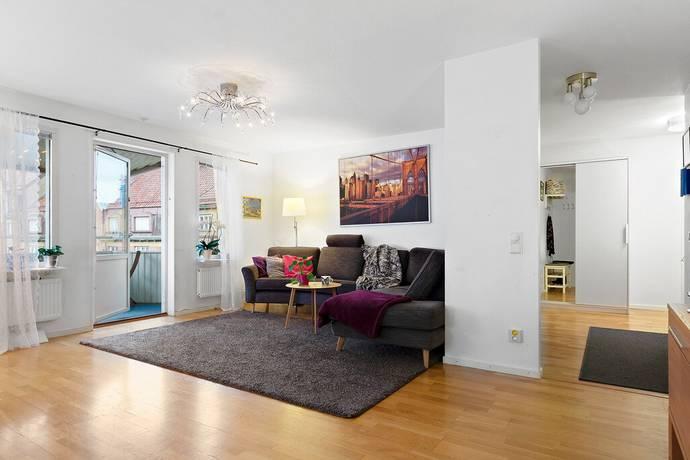 Bild: 4 rum bostadsrätt på Algatan 7, 4tr, Solna kommun Råsunda