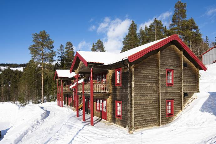 Bild: 5 rum bostadsrätt på Lingonkullen 17 Björnrike, Härjedalens kommun Björnrike