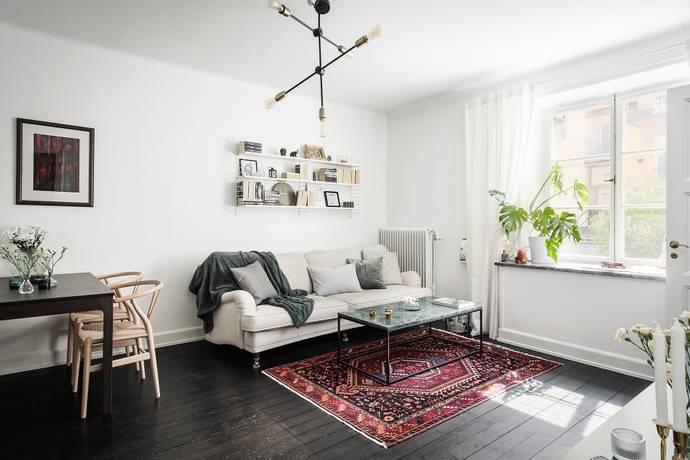 Bild: 2 rum bostadsrätt på Brännkyrkagatan 81, Stockholms kommun Södermalm