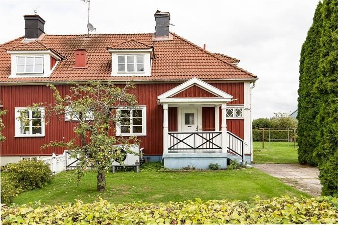 Bild: 4 rum radhus på Näsbyvägen 46A, Örebro kommun Näsby