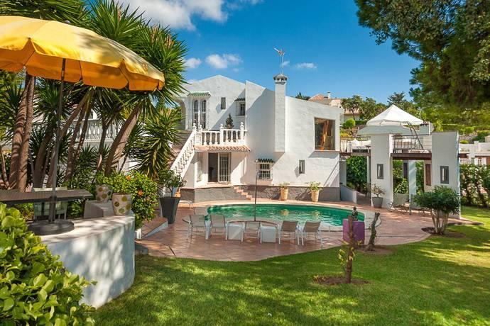 Bild: 5 rum villa på HOT-V5374-SSC, Spanien Marbella