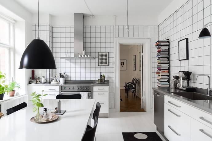 Bild: 5 rum bostadsrätt på Klostergatan 6, Malmö kommun Stadsteatern