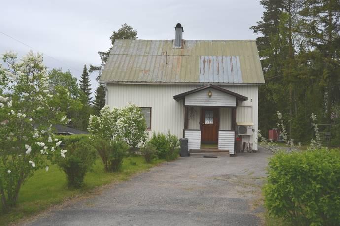 Bild: 3 rum villa på Eriksvägen 5, Sollefteå kommun Långsele