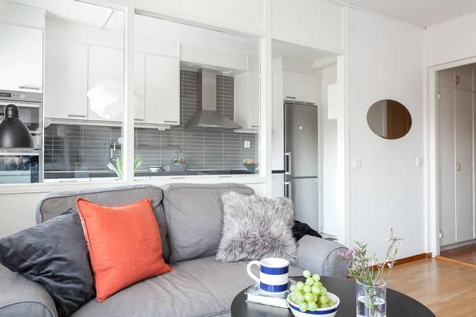 Bild: 1 rum bostadsrätt på Kvarnvägen 11, Umeå kommun Väst på stan