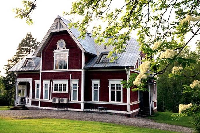 Bild: 9 rum villa på Fd Jägmästarbostället Ragunda 140, Ragunda kommun Hammarstrand