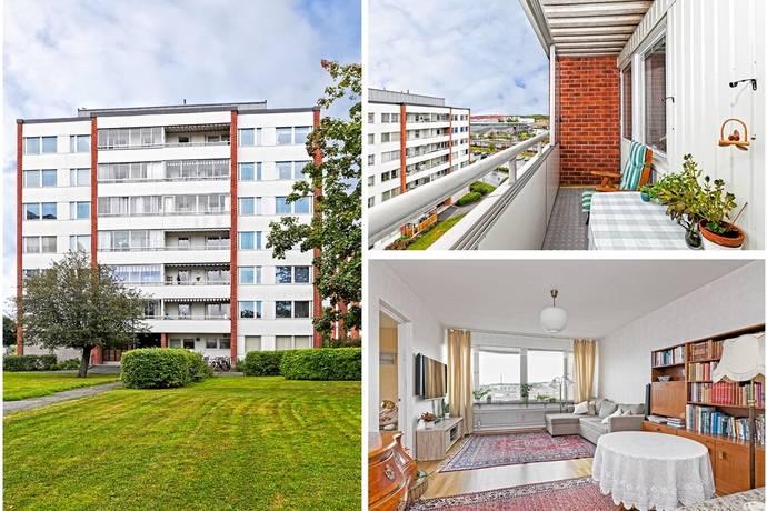 Bild: 3 rum bostadsrätt på Västra Banvägen 16, Österåkers kommun